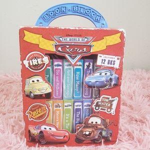 Disney Pixar cars book block